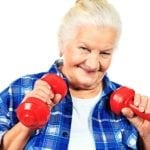 Физическая нагрузка для пожилых