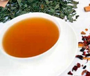 Чай из настойки