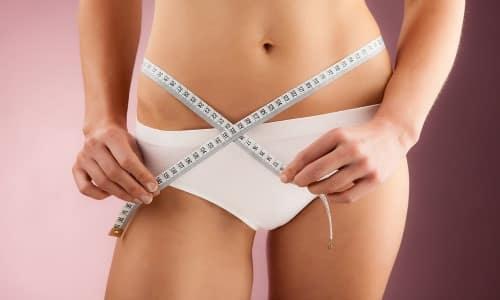Медикамент имеет тенденцию снижать или приводить в норму массу тела пациента, ввиду чего некоторыми используется для похудения