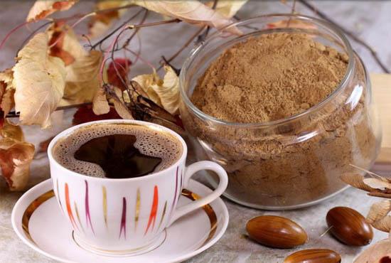 Желудиный кофе