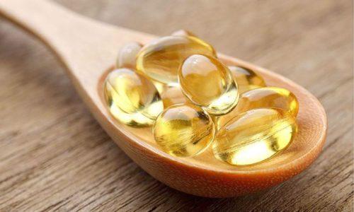 Пищевая добавка с Омега-3 содержит активное вещество рыбий жир