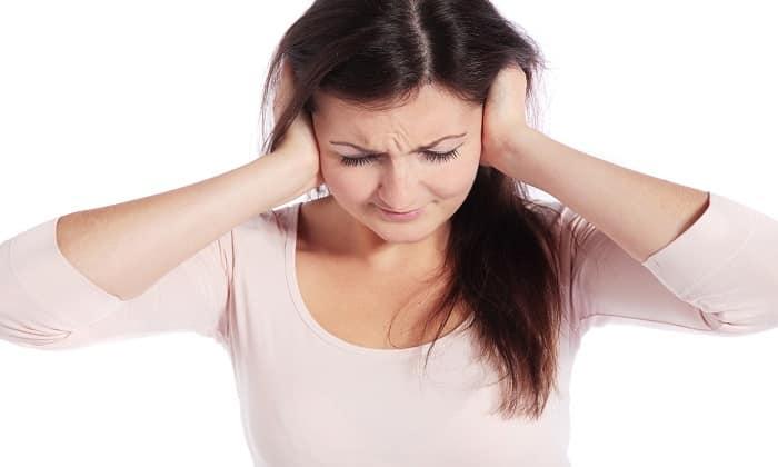 После приема Гинкоума может возникнуть шум в ушах