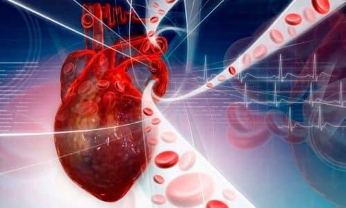 Медикаментозное средство включается в терапию при повышенном риске развития инсульта, инфаркта миокарда, стенокардии