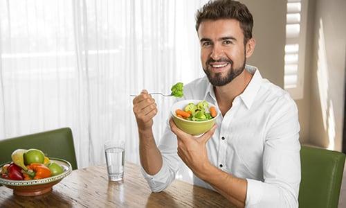 Во время использования лекарства Глюкобай пациенту рекомендуется придерживаться лечебной диеты