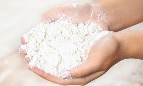 Один из дополнительных ингредиентов препарата Флогэнзим - тальк