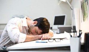 Усталость - симптом повышенного холестерина