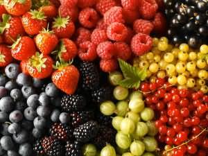 особенности фруктов