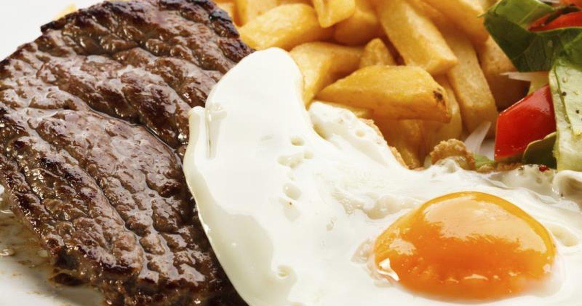 При панкреатите нельзя есть жареные и острые блюда