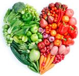 Старайтесь употреблять в пищу больше овощей и фруктов