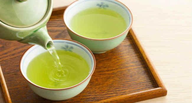 зеленый чай-как заваривать