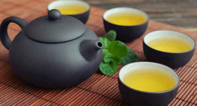 зеленый чай-польза