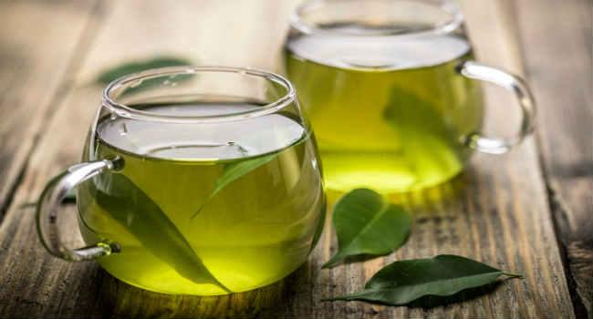 зеленый чай-состав-полезные свойства