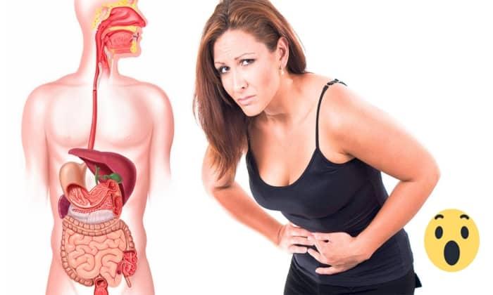 От приема препарата может быть побочное действие в виде нарушения пищеварения