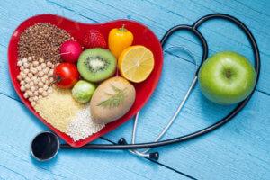 Правильное питание с умеренным употреблением жира