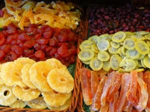 Сушеные плоды