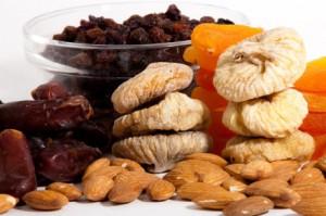 Что есть на диете с сухими фруктами