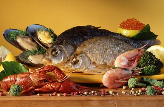 морепродукты при панкреатите
