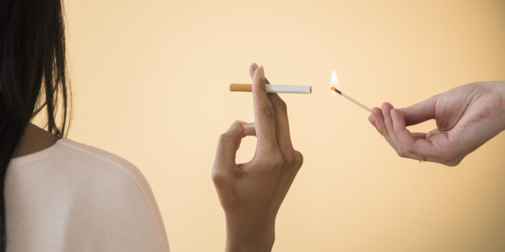 Можно ли от сигарет похудеть
