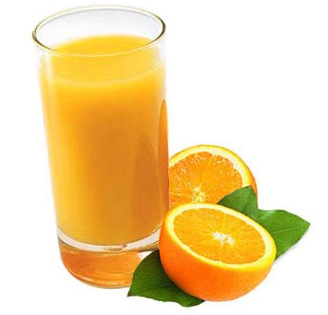 апельсиновый Сок ребенку
