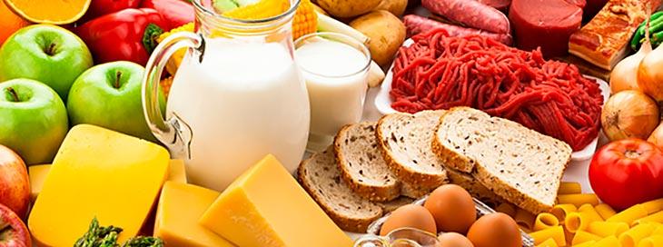 что можно и нельзя есть, таблица и список продуктов и блюд