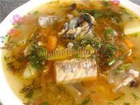 Дюкан рыбный суп