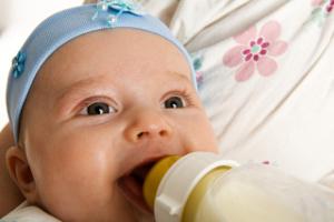 кользе молоко идеально подходит для младенцев