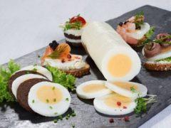 Удивляем гостей: прямые яйца в домашних условиях — блюдо со страниц журналов