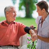 Лечение гипертонии пожилым