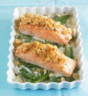 отварная рыба в меню белковой диеты