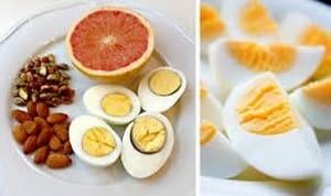 Яйца, фрукты и орехи разрешенные продукты