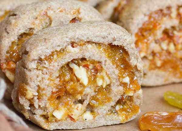 Печенье из ржаной муки без сахара и масло