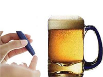 диабет алкоголь пиво