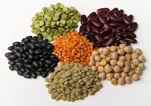 бобовые в белковой диете