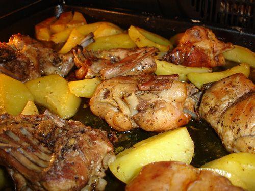 Рецепт приготовления кролика чтобы мясо было мягким и сочным