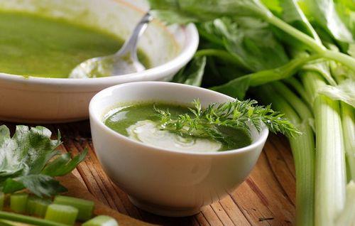 Суп для похудения с сельдереем на 7 дней рецепт