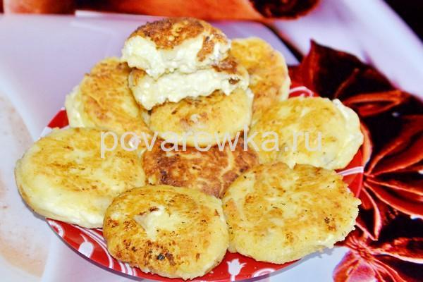 Сырники из творога рецепт на сковороде