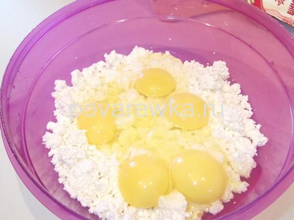 Сырники из творога рецепт классический простой