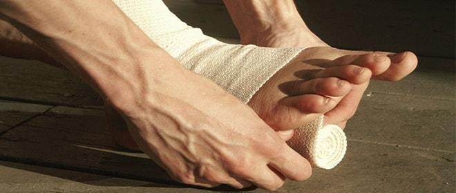 Как лечить диабетическую стопу в домашних условиях, методы лечения народными средствами, фото