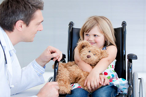 Инвалидность у детей