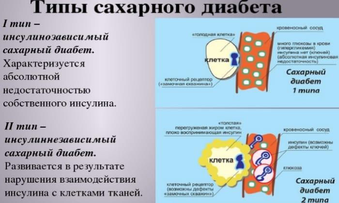 Райзодег используется для терапии людей с сахарным диабетом 1 типа и 2