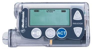 Инулиновая помпа Medtronic MMT-715
