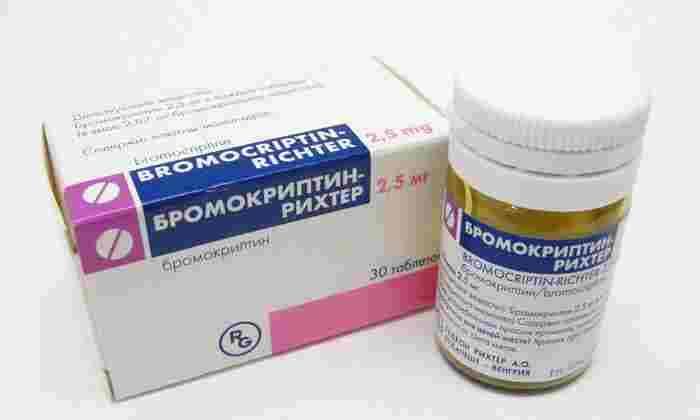 Снижающее сахар действие препарата потенцирует Бромокриптин