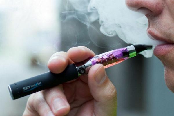 Электронные сигареты провоцируют окисление ЛПНП