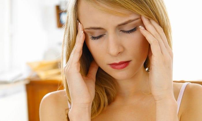 От приема Биосулина может быть резкая болезненность в области головы