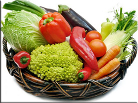Место где хранят овощи