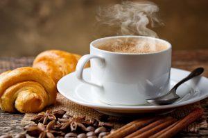 Кофе и сдоба
