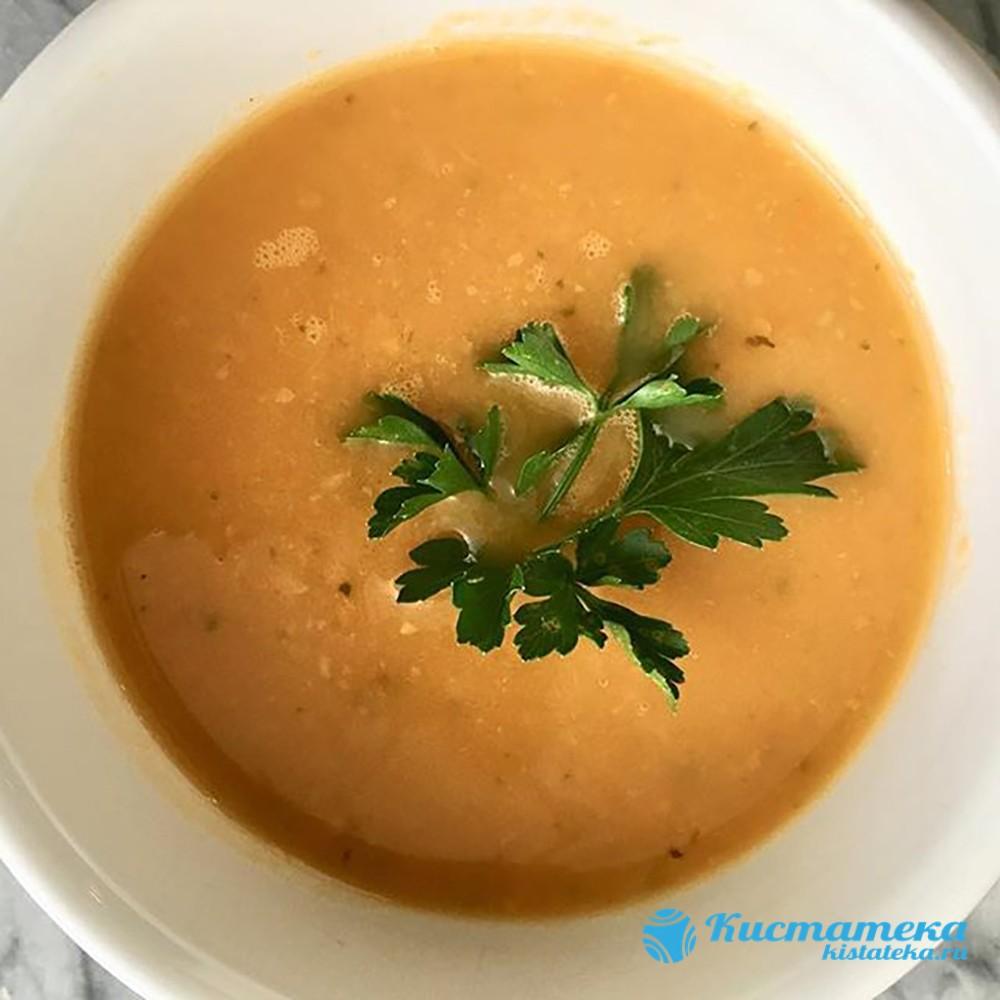 На 4-6 сутки после оперативного вмешательства разрешается овощное суп-пюре без соли