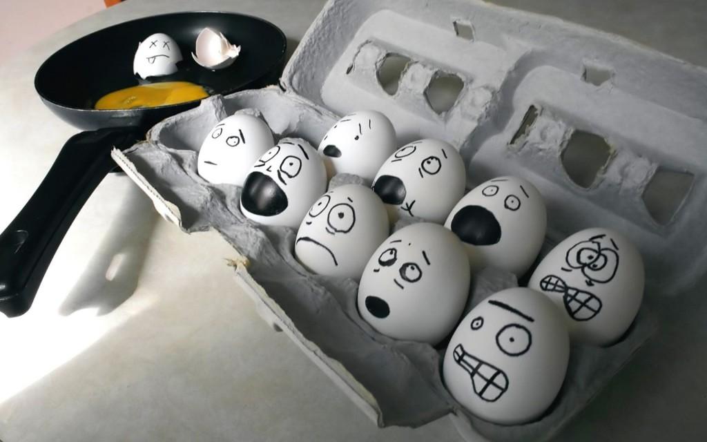 Яйца и холестерин новые исследования о продукте