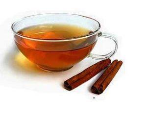 чай с корицей фото