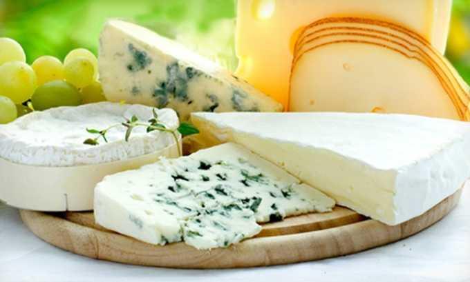 Сыр с плесенью категорически противопоказан больным панкреатитом